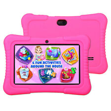 "7"" Google Android A33 Quad Core 8G Pad Dual Camera Wifi Tablet PC Kids Xmas Gift"