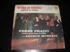 "PEREZ PRADO "" TERESITA LA CHUNGA - RITMO DE CHUNGA ""  ITALY'62"
