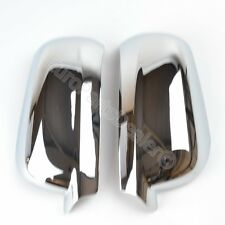 Set of Chrome MIrror Covers Pair Left and Right for VW Passat 1996 - 2003
