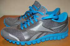 REEBOK  sz 10  WOMENS RUNNING SNEAKERS - LIGHT WEIGHT - GRAY - NWOB SHO-11
