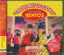 gemi II with REVELS - OLDIES BUT GOODIES from NAGOYA KENTO'S - Japan CD - NEW