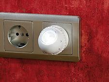 Lunartec Nachtleuchte Steckdosen Nachtlicht Dämmerungsschalter  4-er Set