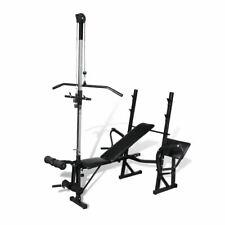 vidaXL Panca Multifunzione Fitness Palestra Casa Homegym Allenamento Muscolare