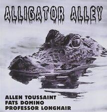 ALLIGATOR ALLEY - ALLEN TOUSSAINT / FATS DOMINO / PROFESSOR LONGHAIR (NEW) CD