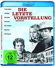 THE LAST PICTURE SHOW  - Blu Ray Region ALL - Jeff Bridges, Cybill Shepherd