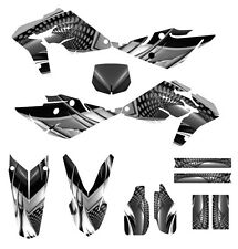 BMW G450X G 450 X graphics custom deco sticker kit #7777 Metal
