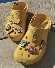 Justin Bieber Drew House x Crocs Size Men's 4 / Women's 6 - IN HAND