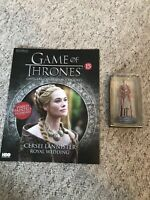 Eaglemoss Game Of Thrones Official Collectors Models 15 Cersei Lannister