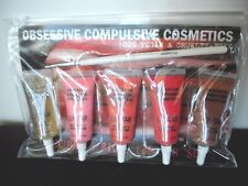 Obsessive Compulsive Cosmetics Pro's Picks Lip Tar Brush Set New in package