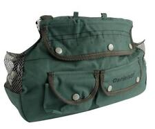 Danielson Green Canvas Fishing Creel Tackle Bag Adjustable Strap NEW W/Tags 8381