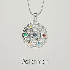 """925 Sterling Silver Indi Pendant  Necklace with 50cm/20"""" Chain. A Good Gift."""