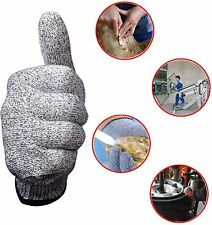Anti Cut Metal Mesh Butcher Glove Cut Proof Stab Resistant Safety Work Gloves