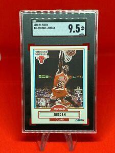 1990 Fleer, Michael Jordan #26 SGC MINT 9.5+ PACK FRESH, NEW SLAB! GREAT POP!!