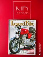 LEGEND BIKE 83 AGOSTO 1999 - LAVERDA 750 SF  MV 150 2T  SUZUKI RG 500