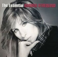 BARBRA STREISAND - The Essential 2 CD *NEW* Inc. Woman In Love, Lazy Afternoon