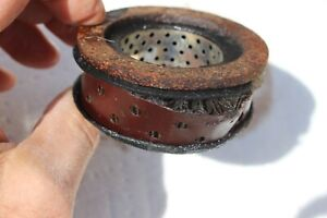DOES YOUR 60's Lincoln Power Steering Pump Reservoir Filter LOOK LIKE THIS?
