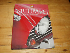 Sale Book - Triumph Sport & Elegance-Haynes Classic Makes Series. Was £19.99