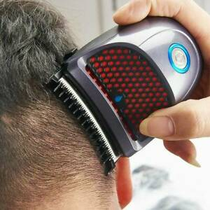 Mens Hair Clippers Cordless Washable Electric Quick Hair Cutting Trimmer Machine