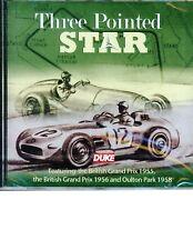 THREE POINTED STAR. MERCEDES-BENZ CD. MOSS etc. 1955/56/58. 33 Min DUKE DM9939CD