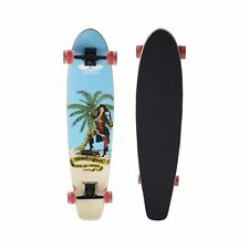 Movendless YD-0016 Longboard 7 Layer Canadian Maple Wood Complete Bamboo Skat...