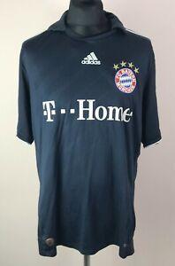 Bayern Munich 2008/2009/2010 ADIDAS Away Football Shirt Men's Size XL Jersey