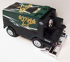 TOP DOG - NHL - DALLAS STARS (GREEN) - 1:50 Scale Zamboni - NEW - FREE SHIP!