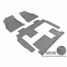 3D Maxpider Buick Enclave 2008-2017 Classic Gray R1 R2 R3 Bench Seating
