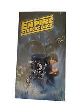 Star Wars: The Empire Strikes Back (VHS, 1990) NEW! SEALED CBS/FOX HI-Fi Stereo