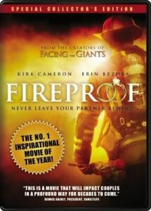 Fireproof : Special Collector's Edition : NEW DVD * FREE EXPRESS POST *