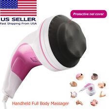USA Professional Massager Handheld Full Body Massage Slim Machine 110V Useful