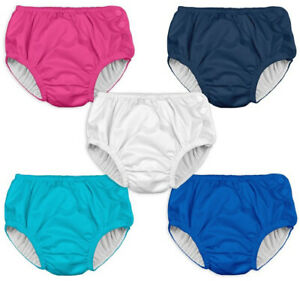 i Play Green Sprouts Baby Boys/Girls Snap Reusable Absorbent Swim Diaper - 15802