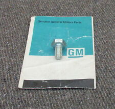 "NOS 1964-1973 Chevrolet Models Valve Cover Bolt ""TR"" Head Mark GM Part # 180016"