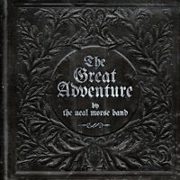 The Neal Morse Band : The Great Adventure CD Deluxe  Album with DVD 2 discs