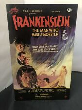 Sideshow Frankenstein Meets The Man Who Made A Monster 12inch Figure