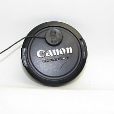 Used Canon Ultrasonic 58mm Lens Front Cap Made in Taiwan S940711