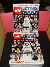 Star Wars Ultimate Sticker Collection: LEGO Minifigures More Than 1000 Stickers