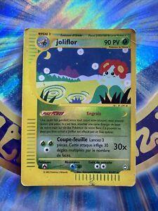 Pokemon Joliflor (Holo) Aquapolis VF En Français Foil 5/147 Rare