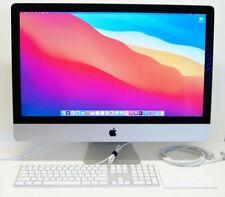 "Apple iMac 27"" 5K Retina i7-4GHz 16GB 512GB SSD 2014 Big Sur A1419 GRADE A"