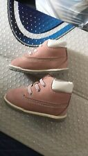 Timberland Infant Baby Girls Pink Boots~size1 m, 2 M And 3  Ask For Your Sizes