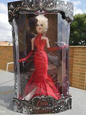 Disney Store Doll CRUELLA De Ville Limited Edition