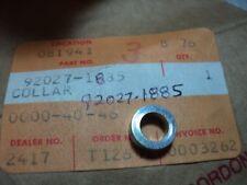 1986-2014 KAWASAKI KDX KX KLX KFX 200 250 300 450 COLLAR OEM NOS 92027-1885