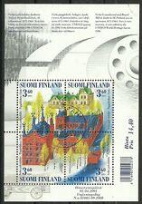 UNESCO/ Finnland MiNr Block 26 o
