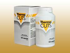 Thermacuts 120 Kapseln –für wirksame Abnehmen