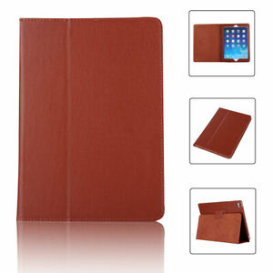 For Apple iPad 9.7 2018 6th 5th Generation Leather Smart Stand Flip Case Cover
