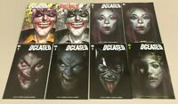 DCEASED 1-6 HAIRSINE OLIVER JETPACK COMICS/FORBIDDEN PLANET MEGA SET DC Comics