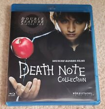 Death Note Collection (Blu-ray Disc, 2010, 3-Disc Set)