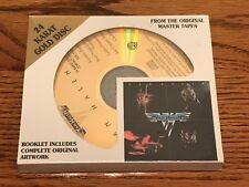 VAN HALEN FIRST ALBUM DCC 24 KARAT GOLD CD  STILL FACTORY SEALED !