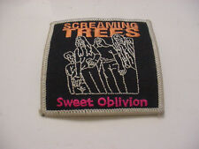 "VINTAGE SCREAMING TREES EMBROIDERED 90'S ROCK-IRON ON PATCH-3""X3"" SWEET OBLIVIAN"