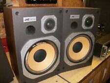 Vintage Jvc Model Sk-500 Home Speakers - Pair - Need foams