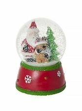 Childrens Kids Musical Christmas Snow Globe Xmas Home Decoration Gift